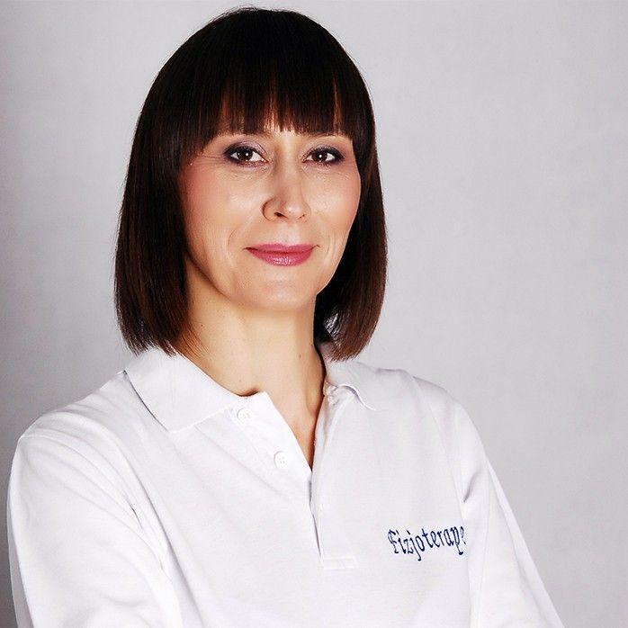 Anna Srokowska trener i fizjoterapeuta
