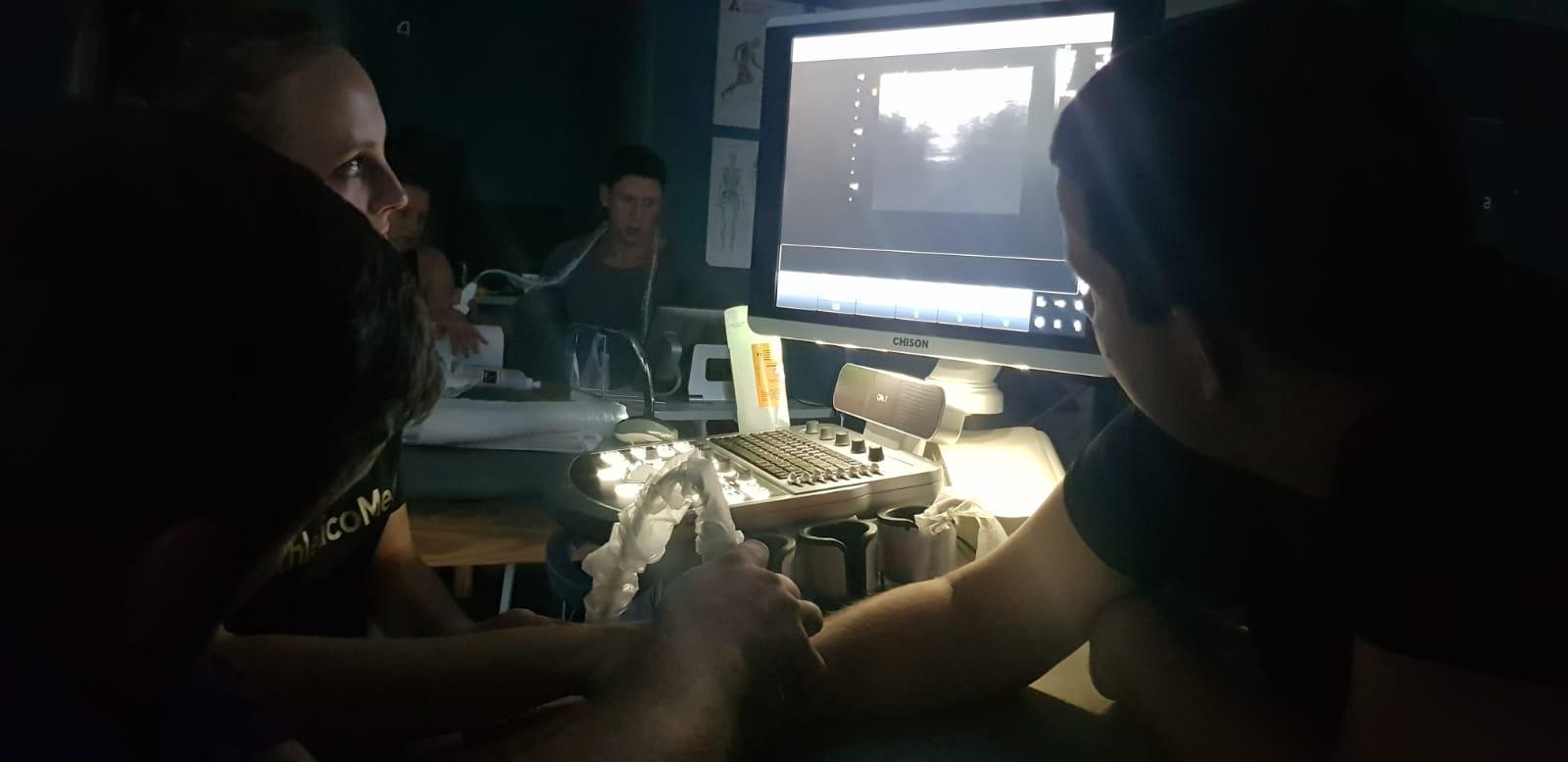 zajęcia Ultrasonografia w praktyce fizjoterapeutów fizjoterapia bydgoszcz